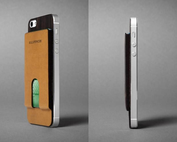 Killspencer Card Carrier for iPhone5 at werd.com