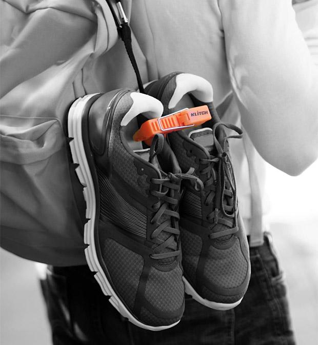 Klitch Footwear Clip at werd.com