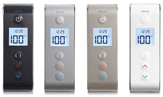 Kohler DTV Prompt Showering System at werd.com
