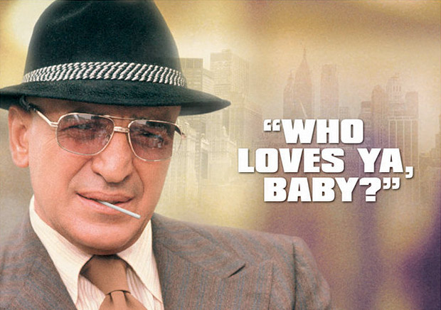 Kojak: The Complete Movie Collection at werd.com
