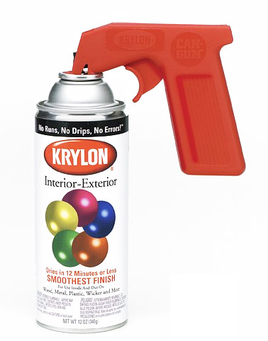 Krylon Snap & Spray at werd.com