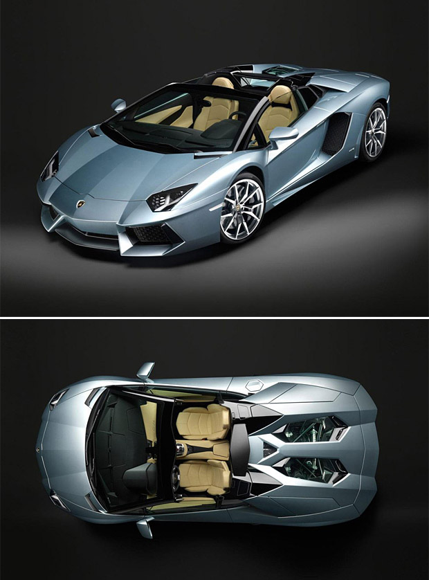 Lamborghini Aventador LP 700-4 Roadster at werd.com