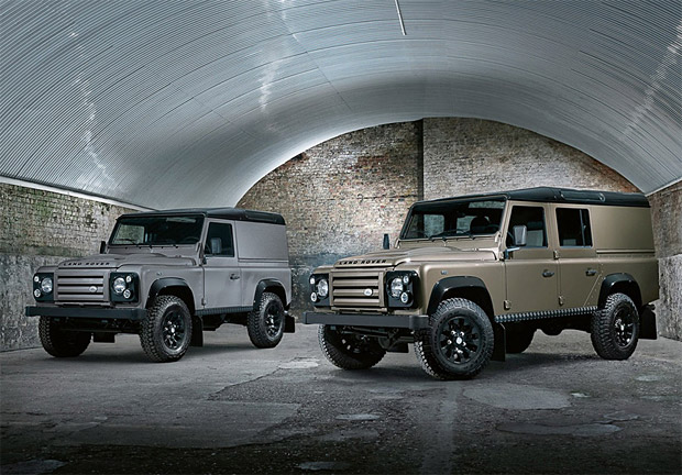 Land Rover Defender XTech Special Edition at werd.com