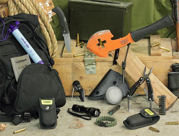 Lansky T.A.S.K. Apocalypse Survival Kit at werd.com