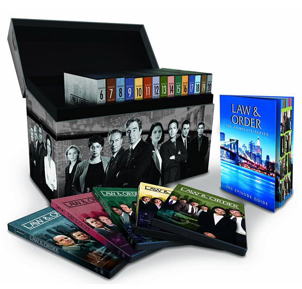 Law & Order: The Complete Series at werd.com