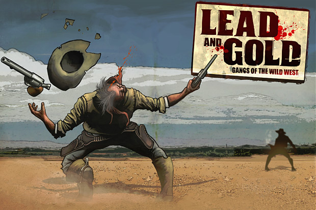 Lead And Gold: Gangs Of The Wild West at werd.com