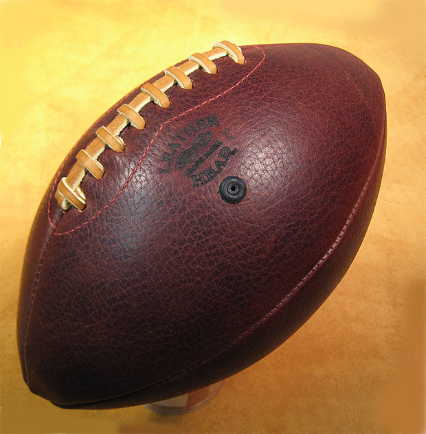From the werd.com Archive: Leather Head Football at werd.com