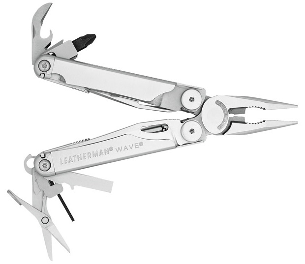 Leatherman Wave Multi-Tool at werd.com