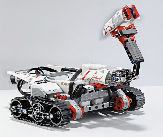 Lego Mindstorms EV3 at werd.com