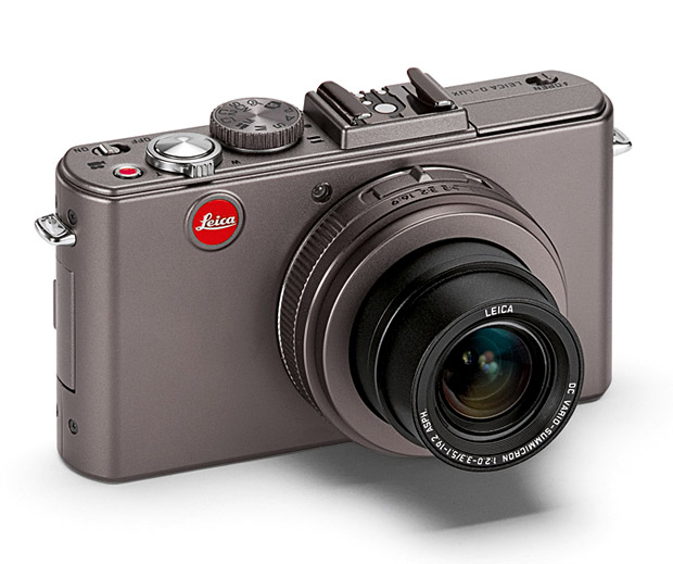 Leica D-Lux 5 Titanium at werd.com