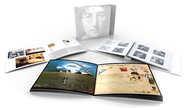 John Lennon Limited Edition Box of Vision at werd.com