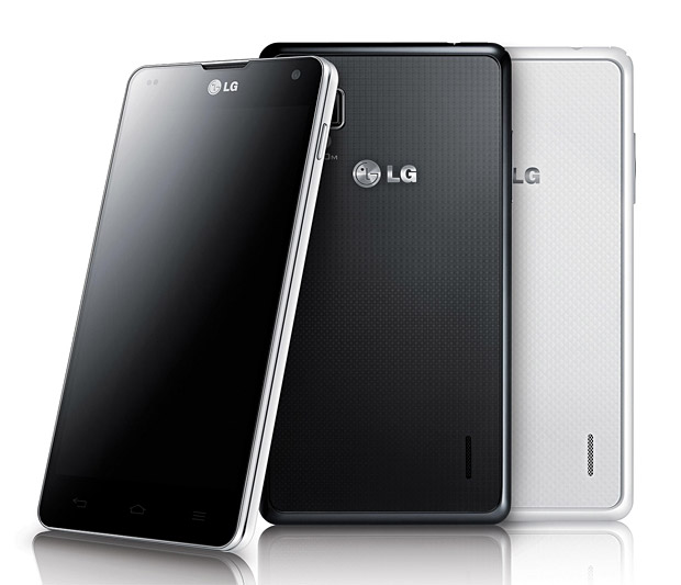 LG Optimus G at werd.com
