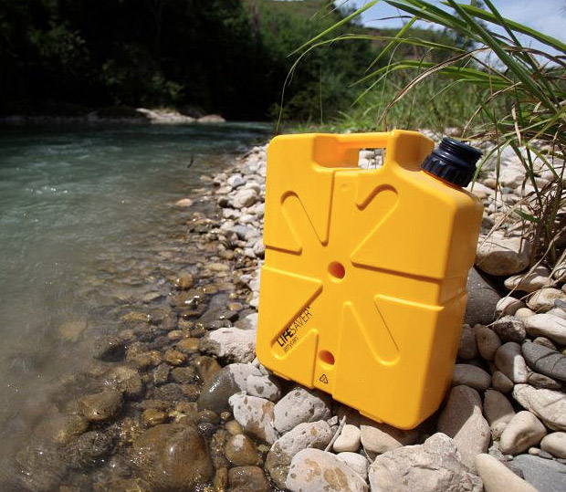 Lifesaver Jerrycan at werd.com