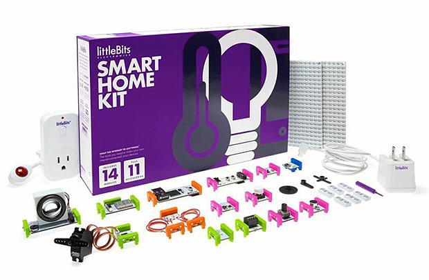 littleBits Smart Home Kit at werd.com