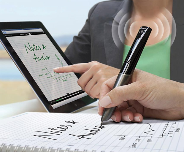 Livescribe Sky WiFi Smartpen at werd.com