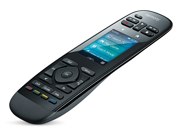 Logitech Harmony Ultimate Remote Control at werd.com