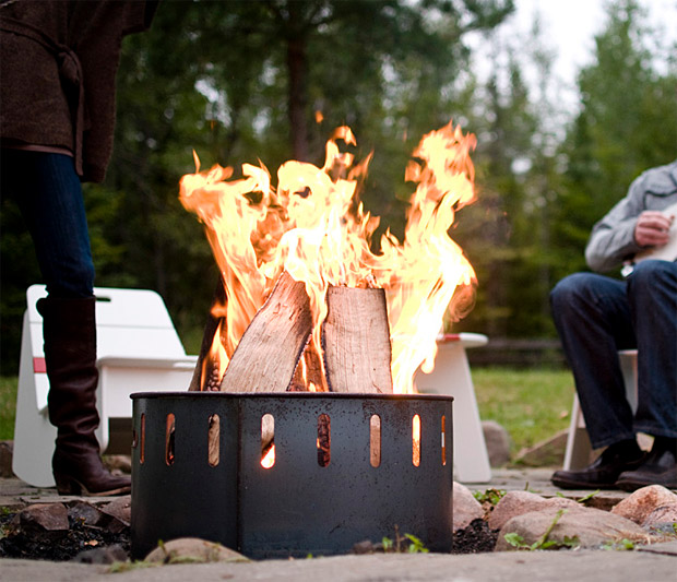 Loll Fire Ring at werd.com