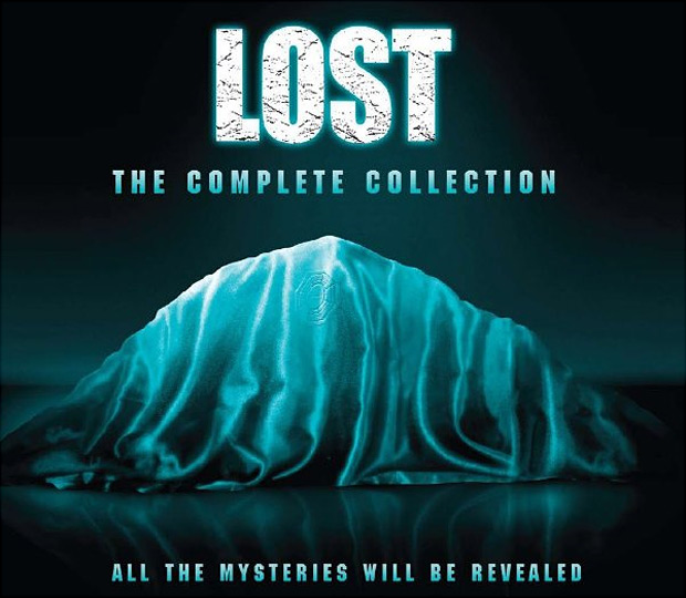 Lost: The Complete Collection (Blu-Ray) at werd.com