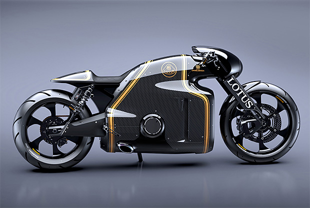 Lotus Motorcycles C-01 at werd.com