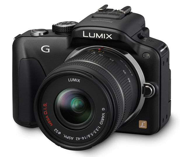 Lumix G3 at werd.com