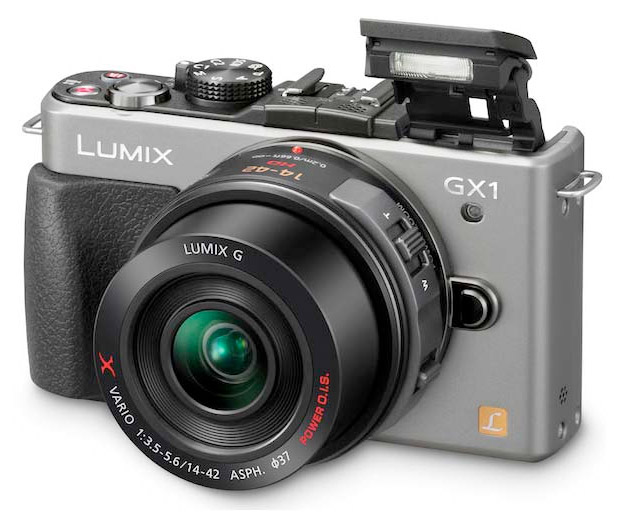 Panasonic Lumix GX1 at werd.com