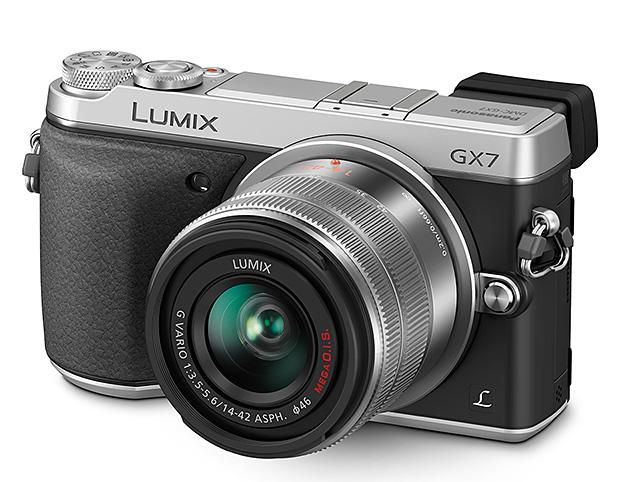 Panasonic Lumix GX7 at werd.com