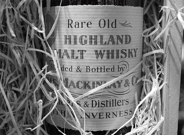 Mackinlay's Rare Old Highland Malt Whisky at werd.com