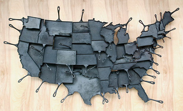 Made In America Skillets at werd.com