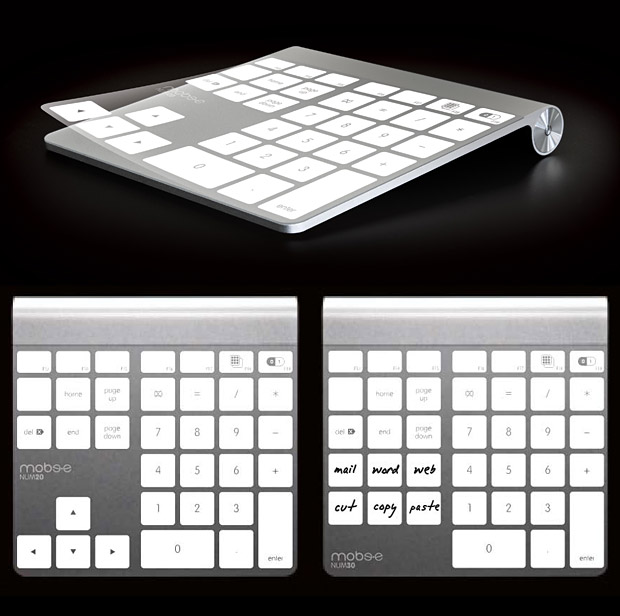The Magic Numpad at werd.com