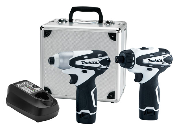 Makita 12-Volt Max Lithium-Ion Cordless Combo Kit at werd.com