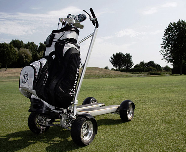 Mantys Electric Golf Scooter at werd.com