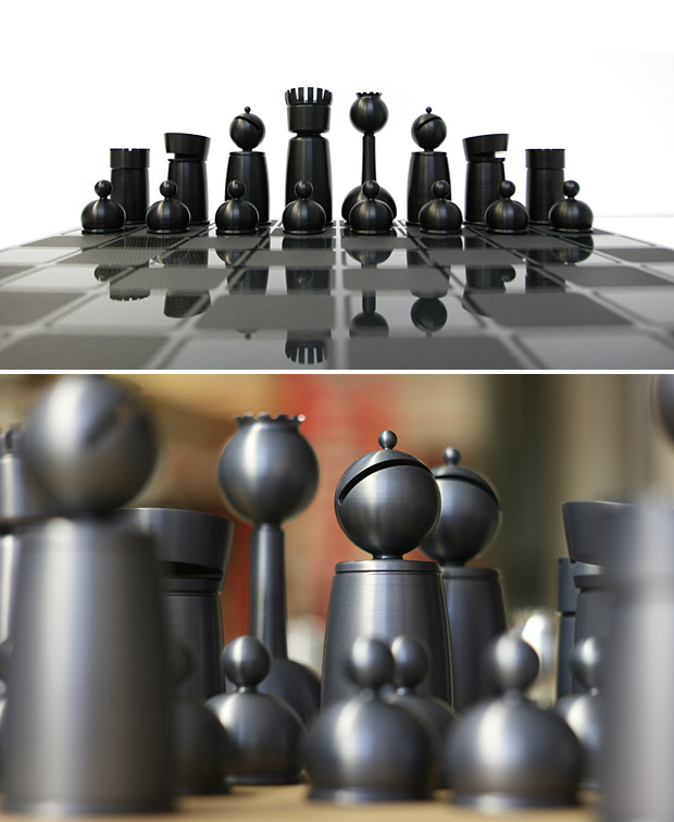 Mars Made Chess at werd.com