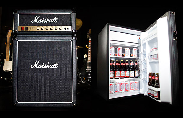 Marshall Fridge at werd.com