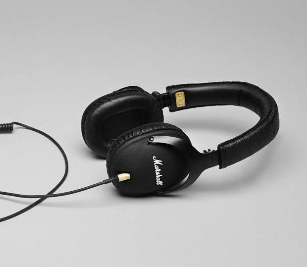 Marshall Monitor Headphones at werd.com