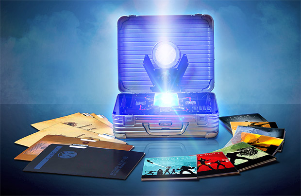 Marvel Cinematic Universe: Phase One – Avengers Assembled at werd.com