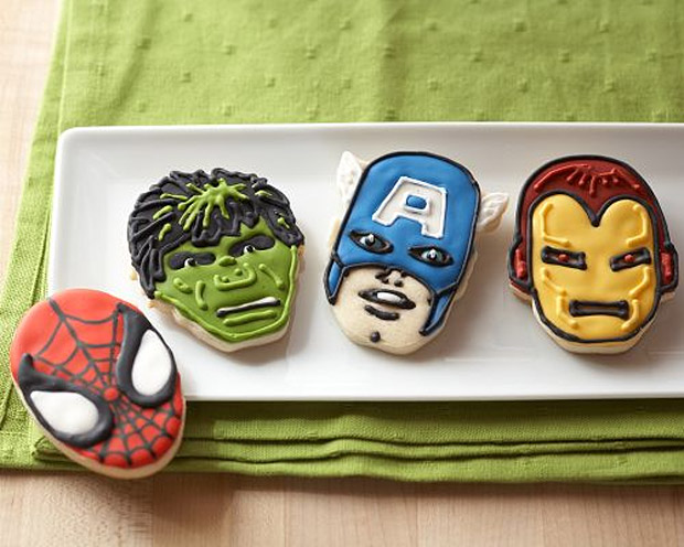 Marvel Hero Cookie Cutter Set at werd.com