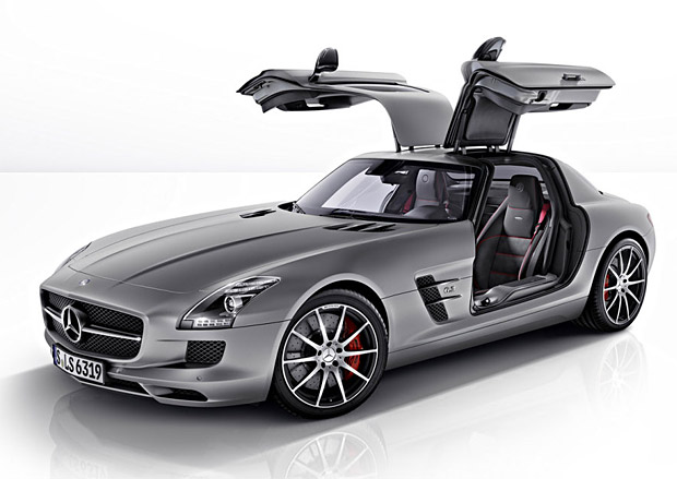2013 Mercedes-Benz SLS AMG GT at werd.com