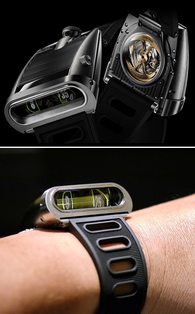 MB&F HM5 at werd.com