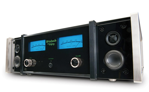 McIntosh AirPlay-enabled McAire at werd.com
