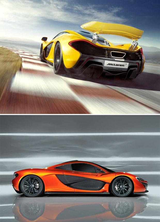 McLaren P1 (update) at werd.com