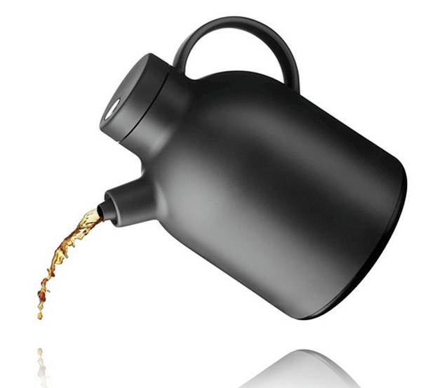 Menu Kettle Thermo Carbon at werd.com