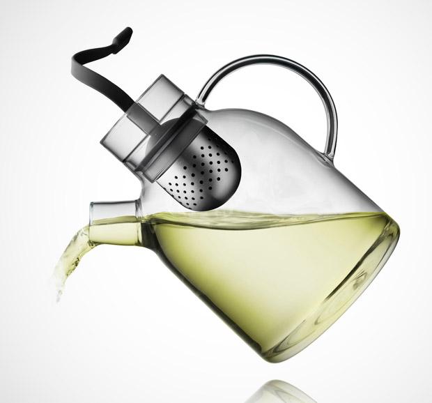 Menu Glass Kettle Teapot at werd.com