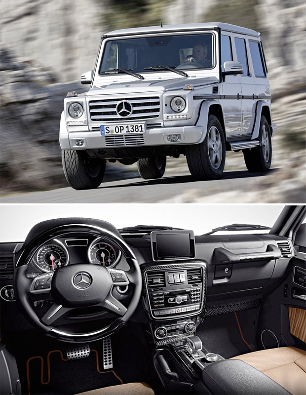 2013 Mercedes-Benz G63 AMG at werd.com