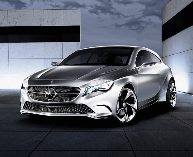 Mercedes-Benz A-Class Coming Soon at werd.com