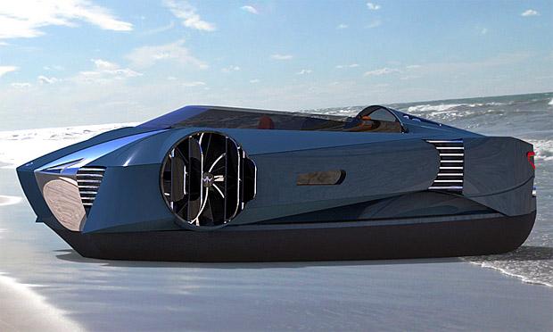 Mercier Jones Hovercraft at werd.com