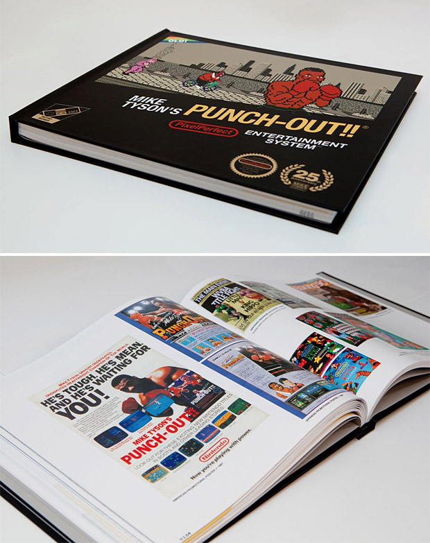 Mike Tyson&#8217;s Punch-Out Encyclopedia at werd.com