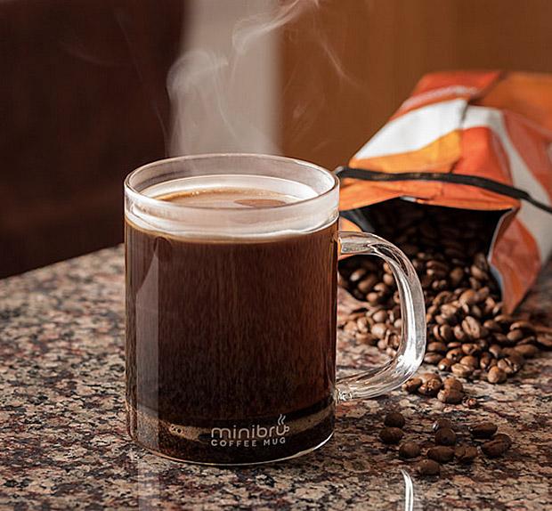 minibru Coffee Mug at werd.com