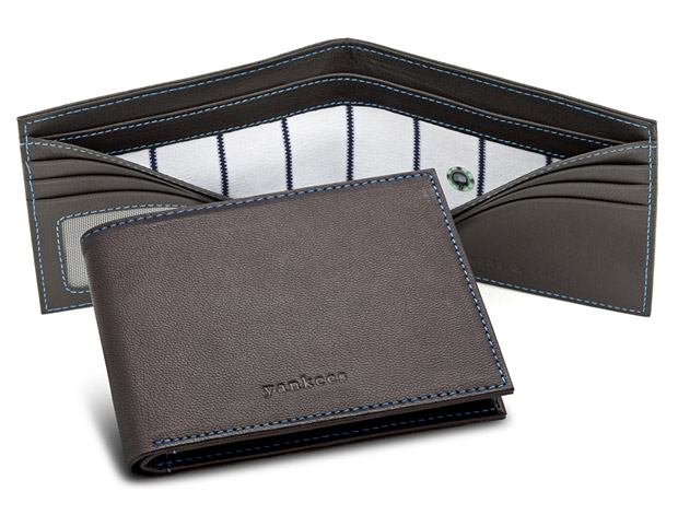 Game Worn MLB Jersey Wallets at werd.com