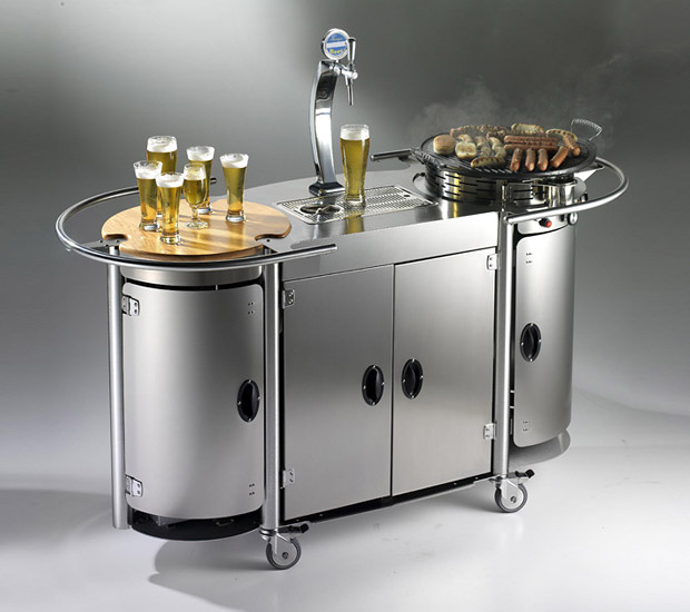 Mobile Beer Bar at werd.com