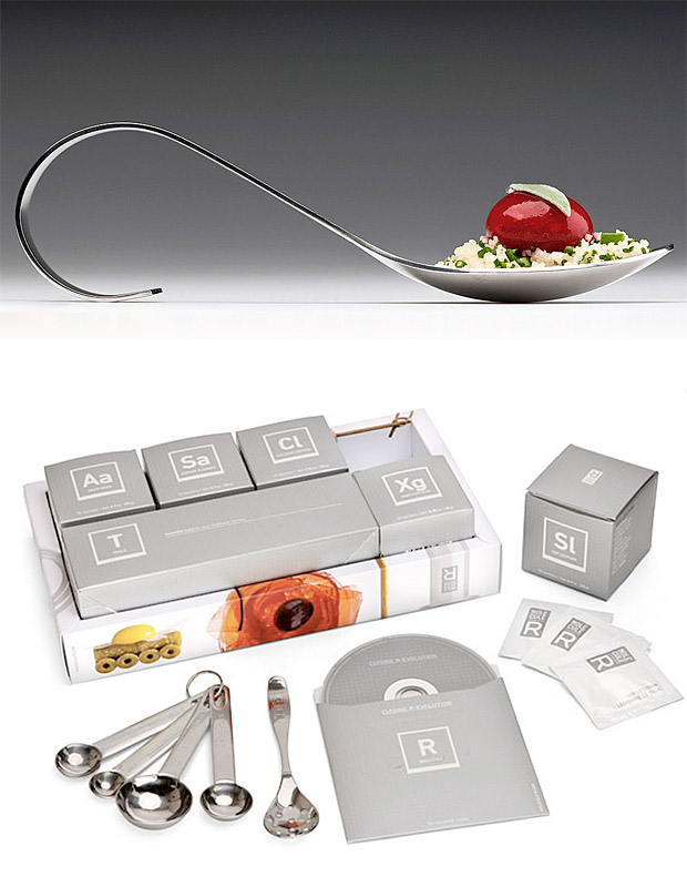 Molecular Gastronomy Kits at werd.com